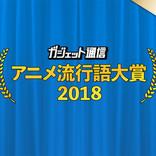 夏アニメを見る前に!『ガジェット通信 アニメ流行語大賞2018上半期』7月3日まで一般投票受付中