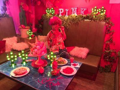 PITAYA Cafe ~Color me PINK~