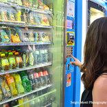 外国人タレントが語る 海外に自動販売機が少ない理由