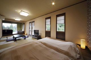 全室露天風呂付き客室1日2組の宿 花彩亭