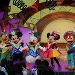【東京ディズニーリゾート35周年】ドナルドたちと一緒に踊って盛り上がろう! 「レッツ・パーティグラ!」