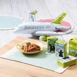 ソラシドエア、機内販売商品追加 「ソラシド サマーギフトセット」と「くまもと産おやさいハーブティ」の2種類