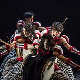 DRUM TAO『RHYTHM of TRIBE~時空旅行記~』東京公演開幕!「よく熟成された状態です」