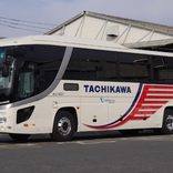 立川バス、立川~御殿場プレミアム・アウトレット間に路線開設 土日祝日限定