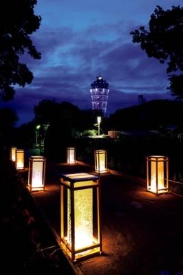 江の島灯籠 2018
