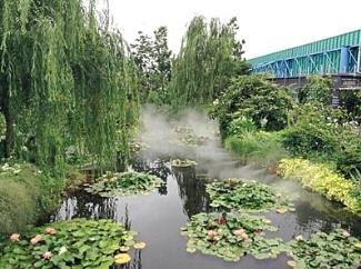 西武池袋本店 食と緑の空中庭園 天空のビアテラス