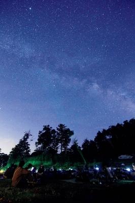 ヘブンスそのはら 日本一の星空ナイトツアー
