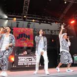 KICK THE CAN CREW、初参戦の『JOIN ALIVE』はKICK流のステージで会場をひとつに