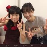 松井玲奈、SKE48倉島杏実から誕生日を祝福され「私も会いたいよー」