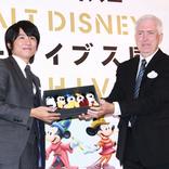 風間俊介、ディズニー愛が大爆発!『ウォルト・ディズニー・アーカイブス展』イベントレポート