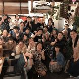 20人超!清水ミチコ・オアシズ・森三中・ブルゾンらが集う「女芸人会2018」の超豪華写真を公開
