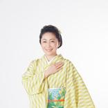 石川さゆり 123枚目のシングル「花が咲いている」全曲先行配信がスタート