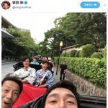 """草なぎ剛、Twitterアイコンを""""ミノキ弟""""からさらに更新 森脇健児「剛くん!感謝マジック」"""