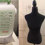 カラオケパセラでコスプレ衣装製作パックが登場! ミシン・トルソー・ヘッドマネキンなど機材が超充実!!