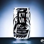 酔っ払うわ、元気になるわ、そりゃもう大騒ぎ! エナジードリンク+アルコールの問題作『KiiVA ENERGY VODKA(キーバ エナジー ウォッカ)』