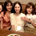 北川景子の誕生日に「セーラー戦士」5名が集結! 32歳のテーマは…