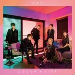 【先ヨミ】AAA新体制初アルバム『COLOR A LIFE』が5.4万枚で現在首位 あんスタ新作、PENTAGONミニALが続く