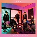【ビルボード】AAA『COLOR A LIFE』が71,005枚で週間アルバム・セールス首位<9/4訂正>