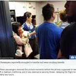 ハワイアン航空の乗客とんだ災難 スマホに死体写真、催涙スプレーまで(米)