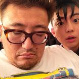 伊藤健太郎『今日から俺は!!』寝ている福田監督を激写