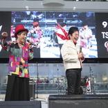 jealkb、ミニアルバム「Mix Up Sonic」のリリース記念イベントで水木一郎サプライズ登場!