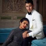 ニック・ジョナス&プリヤンカー・チョープラーの2ショットが美しすぎる ヘンリー王子とメーガン妃の写真家が撮影