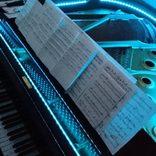 """ピアニストになったボクサー 広げた""""拳""""の先には鍵盤が"""