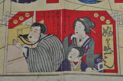 「世進電話雙録」(部分) 所蔵:国立科学博物館
