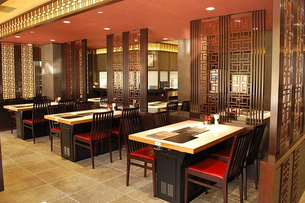 ワールドインGENプラザ 2階 焼肉・冷麺 盛楼閣
