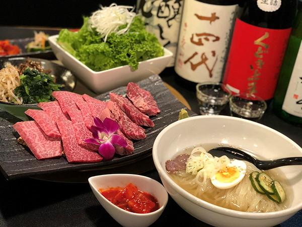 焼肉冷麺 食道園