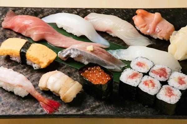 よりぬき魚類 鮨処虎秀