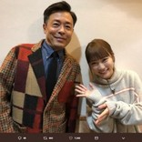 """川栄李奈、憧れの光石研と『A-Studio』で共演も""""プレゼントの確認""""で思わぬ事態に"""