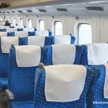 新幹線でわざわざ隣に座ってきた『不審者』 石田ひかりが怯えながら横を見ると…