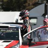 【東京モーターフェス2018】WRC最強マシン・ヤリスが衝撃のデモラン。ドライバーはもちろん、あの人!