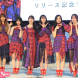 K-POPグループ・GFRIEND、感激の日本1stシングル発売イベント   来年3月のツアー開催発表も