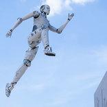 【動画】2足歩行ロボットの進化に「人間みたい」「恐怖を感じる」
