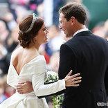 異例!?結婚式で『背中』を露出した英王女 深い理由に称賛の声