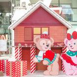 「ダッフィー」もクリスマス仕様♡2018冬の新作「ダッフィー&フレンズ」グッズ