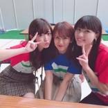 元℃-ute鈴木愛理、岡井千聖&矢島舞美と和むひと時に「5人でカラオケしたい」
