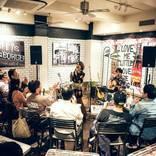 Rihwa、ハロウィンにJ.S. BURGERS CAFEとのコラボライブを開催