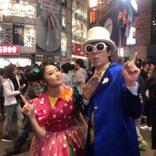 ELT伊藤一朗、ハロウィーンコスプレで渋谷に現るも気づかれず