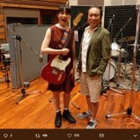 のんのギタープレイに惚れこんだ近田春夫「ピート・タウンゼントばり」と絶賛