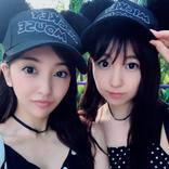 板野友美に便乗する妹・成美に有吉・バカリズムが厳しいツッコミ 「ざわちんの妹」「才能ない」