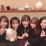 """山本彩、ポッキーの日""""チーム卒業生""""ショットに「最強過ぎてヤバい!」の声"""