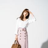 【鉄板コーデ】旬のトレンチスカートは、どう着るのが正解?お手本コーデ5選