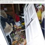 ノミが撥ね大量の糞がドアをブロック 劣悪な環境で猫を飼っていた女に生涯ペット飼育禁止令(英)