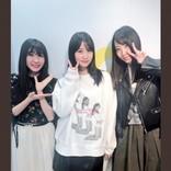 """元AKB48石田晴香&藤江れいな """"夫婦""""で永尾まりやを「出待ち」"""