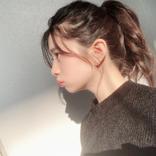 桜田ひより、横顔ポニーテール写真公開にファン反響!