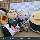 『ゆるキャラグランプリ2018』に参加したSKE48斉藤真木子「ゆるキャラの概念が覆された」