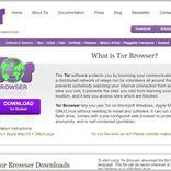 Tor(トーア)の秘匿サービスで見られるもの